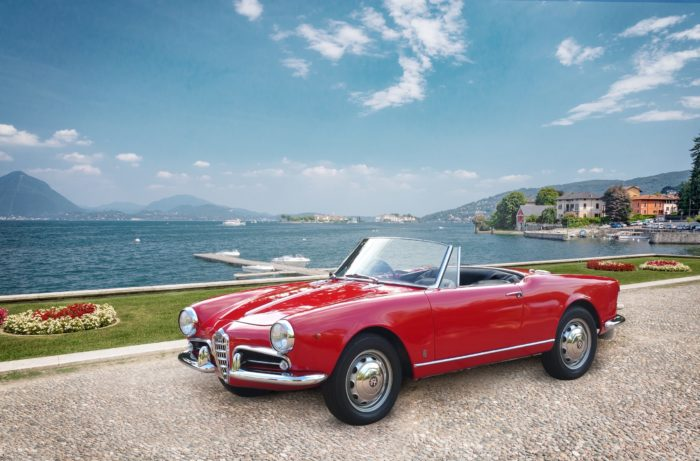 MOMLN - Alfa Romeo self-drive experiences